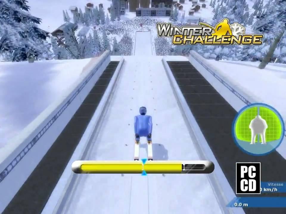 ski jumping game pc download