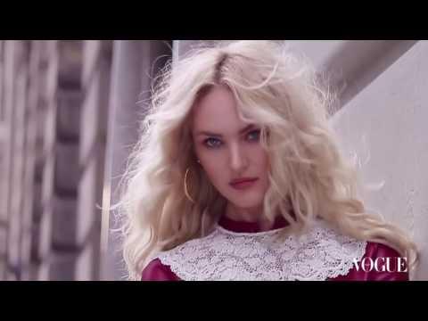 Candice Swanepoel by Mariano Vivanco __ VOGUE Mexico