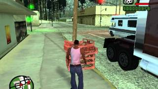 gta sa The Truth About The Chainsaw Killer