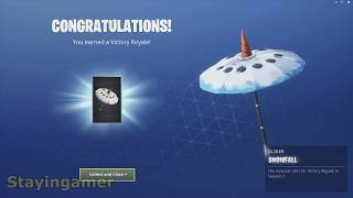 Buying Season 7 Battle Pass! ~ My first Season 7 Win In Fortnite