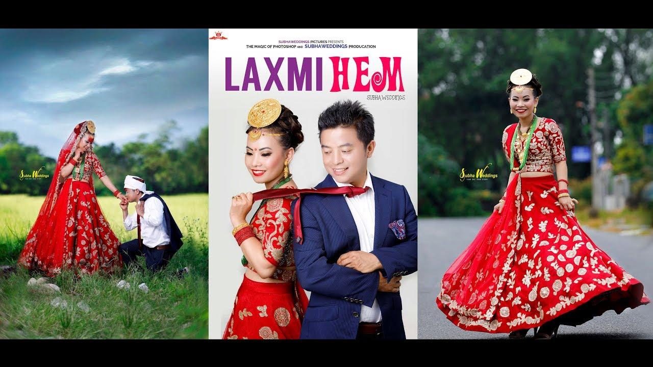 Hem Ale Magar  Magarni Lux Our Wedding Day Nepali -5245