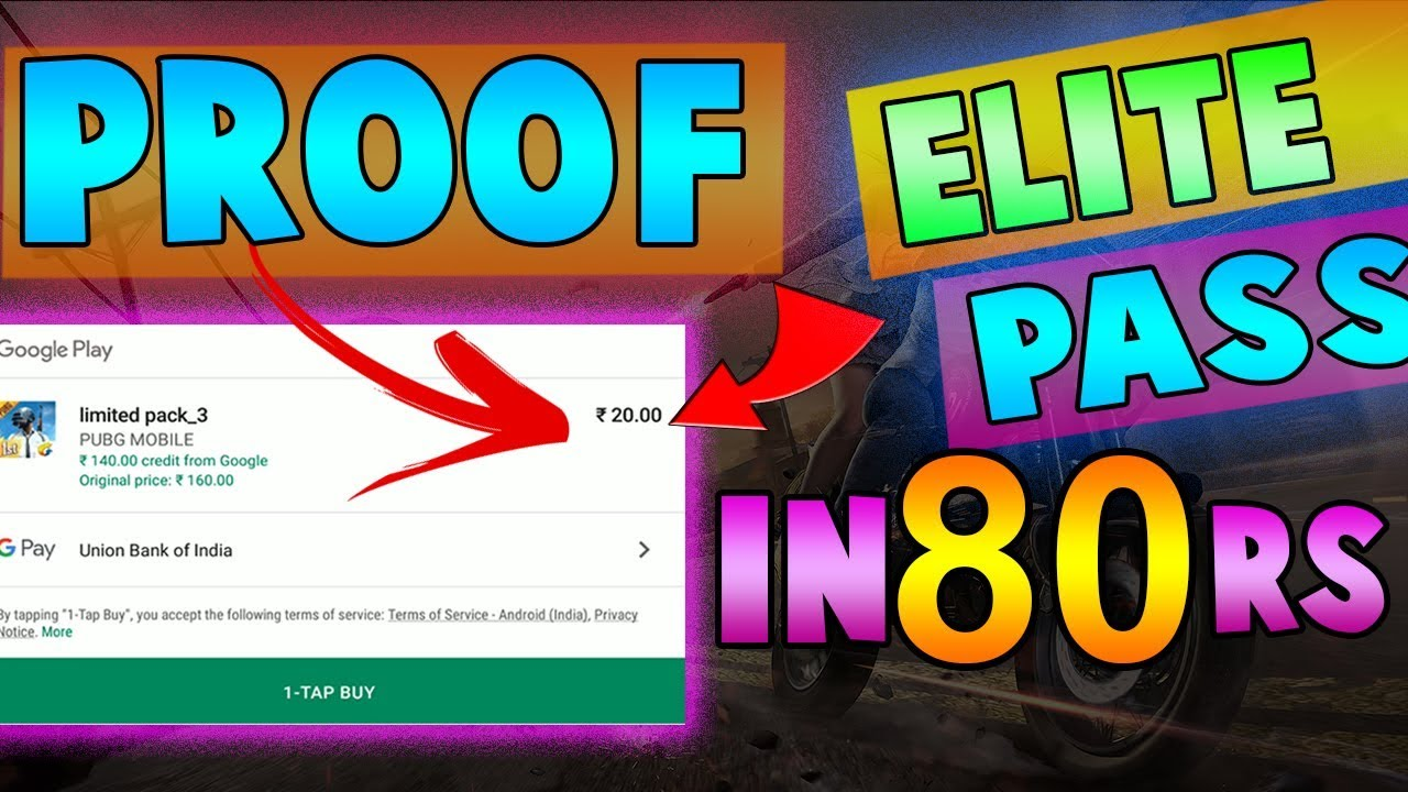 How to Get Season 6 Royale Elite Pass For Free in PUBG MOBILE 80 Rs Trick