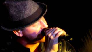 """RED """"Ordinary World"""" LIVE at free acoustic show in Scranton, PA 03/22/2010"""