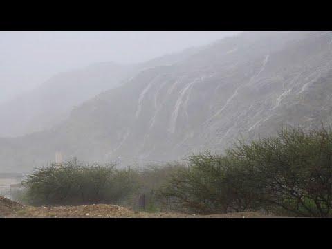 من أشد العواصف الرعدية التي شهدتها المملكة صواعق عنيفه جداً وبروق تخطف الأبصار ٢سبتمبر ٢٠٢٠م