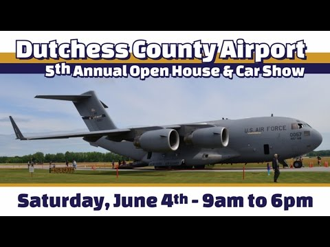 Dutchess County Airport (KPOU) Open House 2016