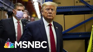 Trump Suggests Testing Is Overrated As Whistleblower Torches Virus Response | The 11th Hour | MSNBC