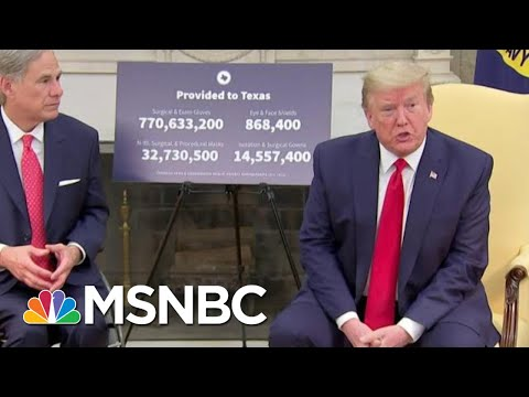 'No Real Agenda To Run On': Supporters Question Trump's Campaign As Election Approaches   MSNBC