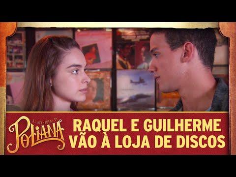 Guilherme E Raquel Vão à Loja De Discos | As Aventuras De Poliana