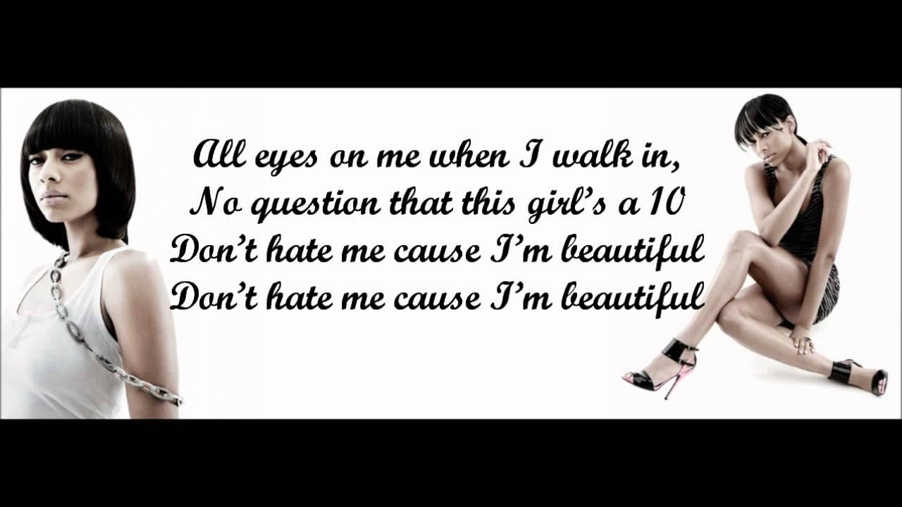 Keri hilson pretty girl lyrics