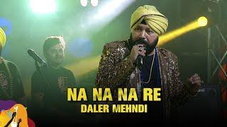 Na Na Na Re   Daler Mehndi   Dhaka International FolkFest 2019