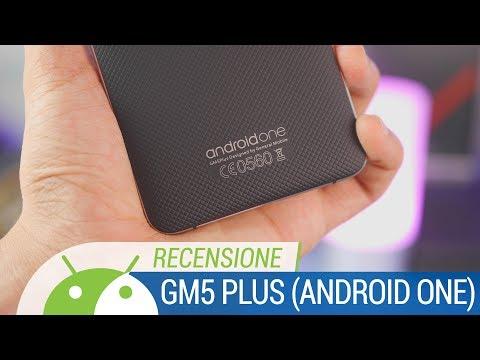 POTEVA ESSERE UN NUOVO NEXUS. Recensione GM5 Plus (Android One) | ITA | TuttoAndroid