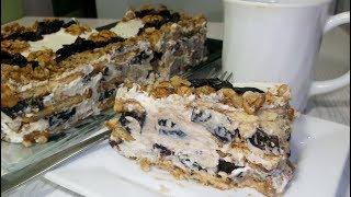 #торт #23февраля #десерт Торт Без Выпечки на 23 февраля