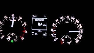 Škoda Octavia 1.4 TSI G-tec CNG fuel consumption 200km/h thumbnail