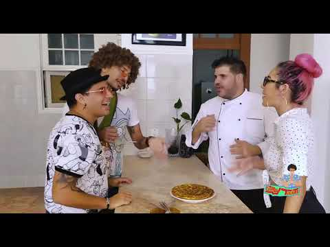 Chefarandula - Billy Talento en la cocina con (Qva Libre)