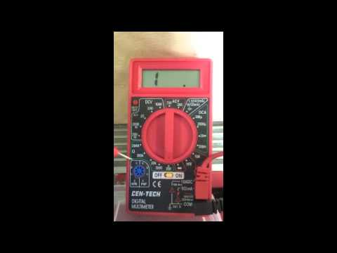 hqdefault using a digital multimeter to check a switch or fuses youtube test car fuse box multimeter at edmiracle.co