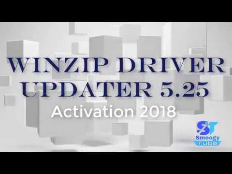 winzip driver updater license key 2018