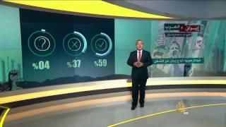 استطلاع لمركز الجزيرة: صورة سلبية لإيران لدى النخب العربية