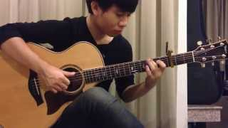 Video ชีวิตที่ขาดเธอ(I'm a fool) Ost.Princess hours - Fingerstyle guitar cover download MP3, 3GP, MP4, WEBM, AVI, FLV Maret 2018