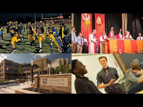 Marquette University High School - Life as a Hilltopper