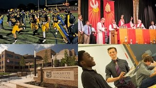Marquette University High School - Life as a Hilltopper