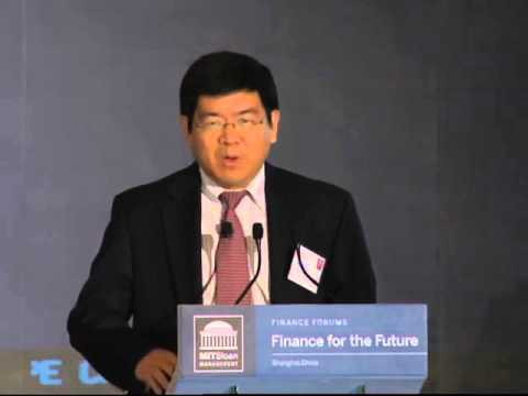 Finance for the Future Shanghai 2013: Panel on Growth Emerging Markets and Role of Finance