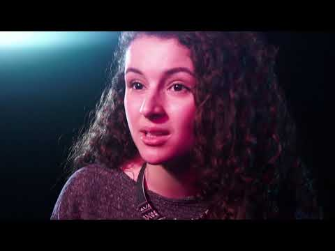 Kingston University student film 'Monika: Behind the Curtain'