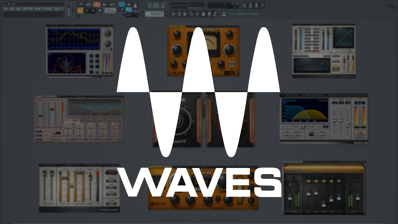 How to install and use WAVES plugins?