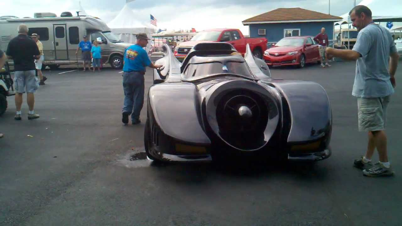 Auburn In Car Show