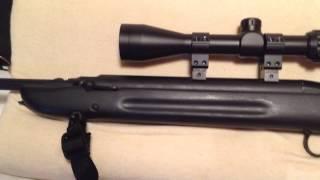 bsa airspoter mk2 air rifle air gun bug out hunting rabbit vermin