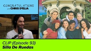 CLIP: Silla de Ruedas - Congratulations with Chris D'Elia