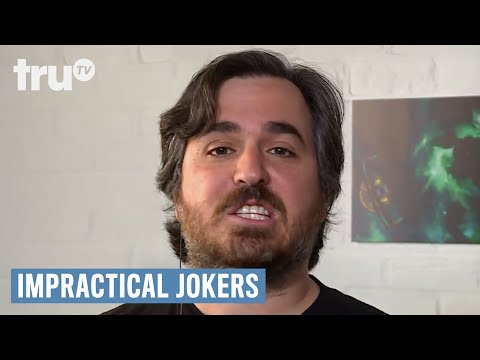Impractical Jokers - Sal's Virtual Reality Hell (Punishment) | truTV