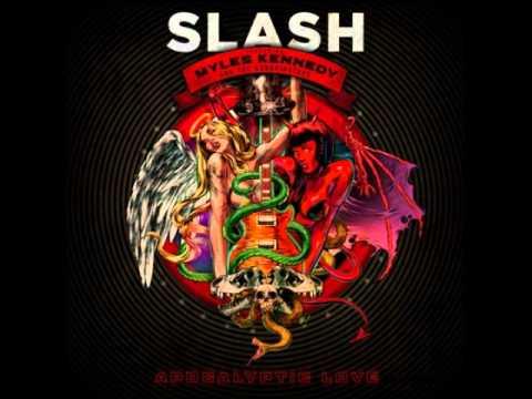 Slash – Anastasia – Apocalyptic Love