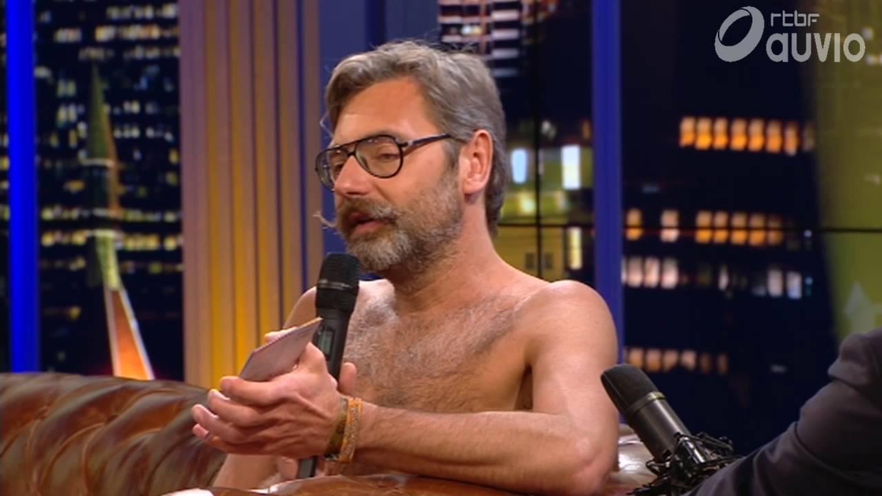 J r me jolibois de cyclo nudista dans le dan late show youtube - Les simpson tout nu ...