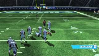 Dolphin Emulator 4.0-3395 | Madden NFL 08 [1080p HD] | Nintendo GameCube