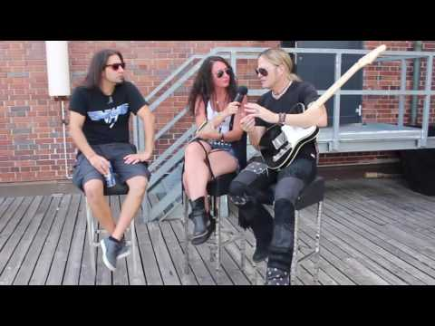 Interview with Brian Tichy and Doug Aldrich - THE DEAD DAISIES - COMEBACKSTAGE