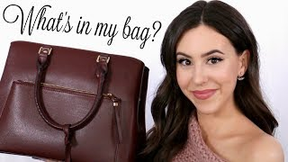 What's In My Bag || Favorite Everyday Nude Lipsticks
