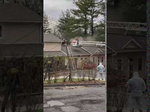 Rockland House Fire Under Investigation