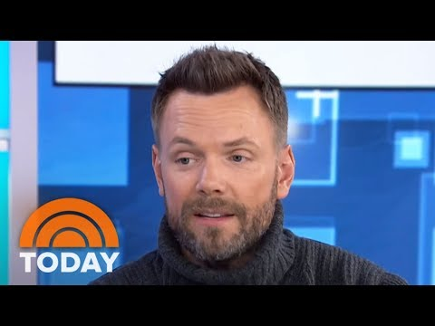 Joel McHale Talks About His New Netflix Projects And Day Drinking  TODAY
