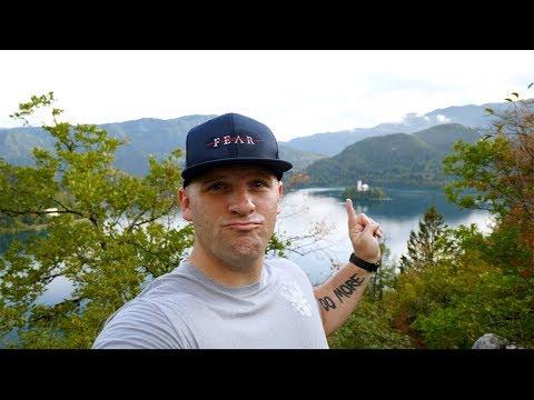 Lake Bled & Ljubljana Slovenia Travel Vlog