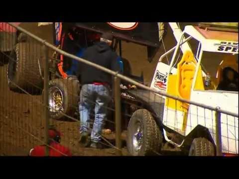 Lucas Oil ASCS Sprint Car Dirt Series - 2010 - West Memphis, AR - Friday Show