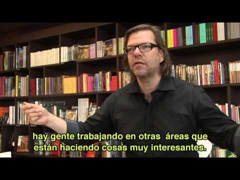 PROA TV. Entrevista con Henning Lohner: John Cage y la Música Visual