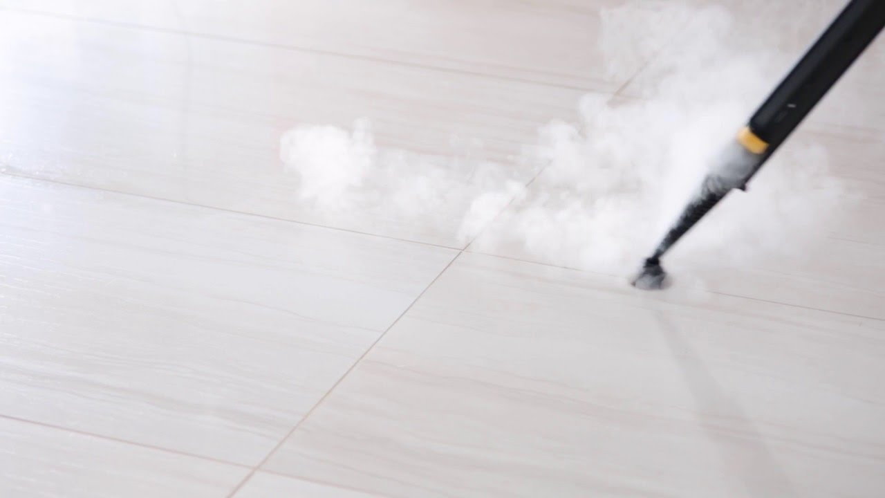 Cleaning Grout Lines Dupray Steam Cleaners YouTube - Best stuff to clean grout