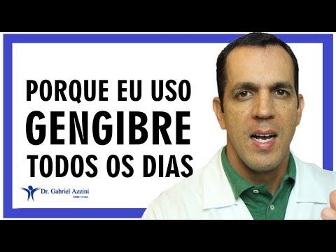 PORQUE EU USO GENGIBRE TODOS OS DIAS / Dr. Gabriel Azzini