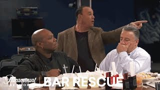 Taffer Livid With Disgusting, Dangerous Kitchen - Bar Rescue, Season 5
