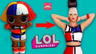 ТОП 12 На кого похожи куклы Лол сюрприз  2 ВОЛНА ДЕКОДЕР Under wraps Куклы Лол в реальной жизни.
