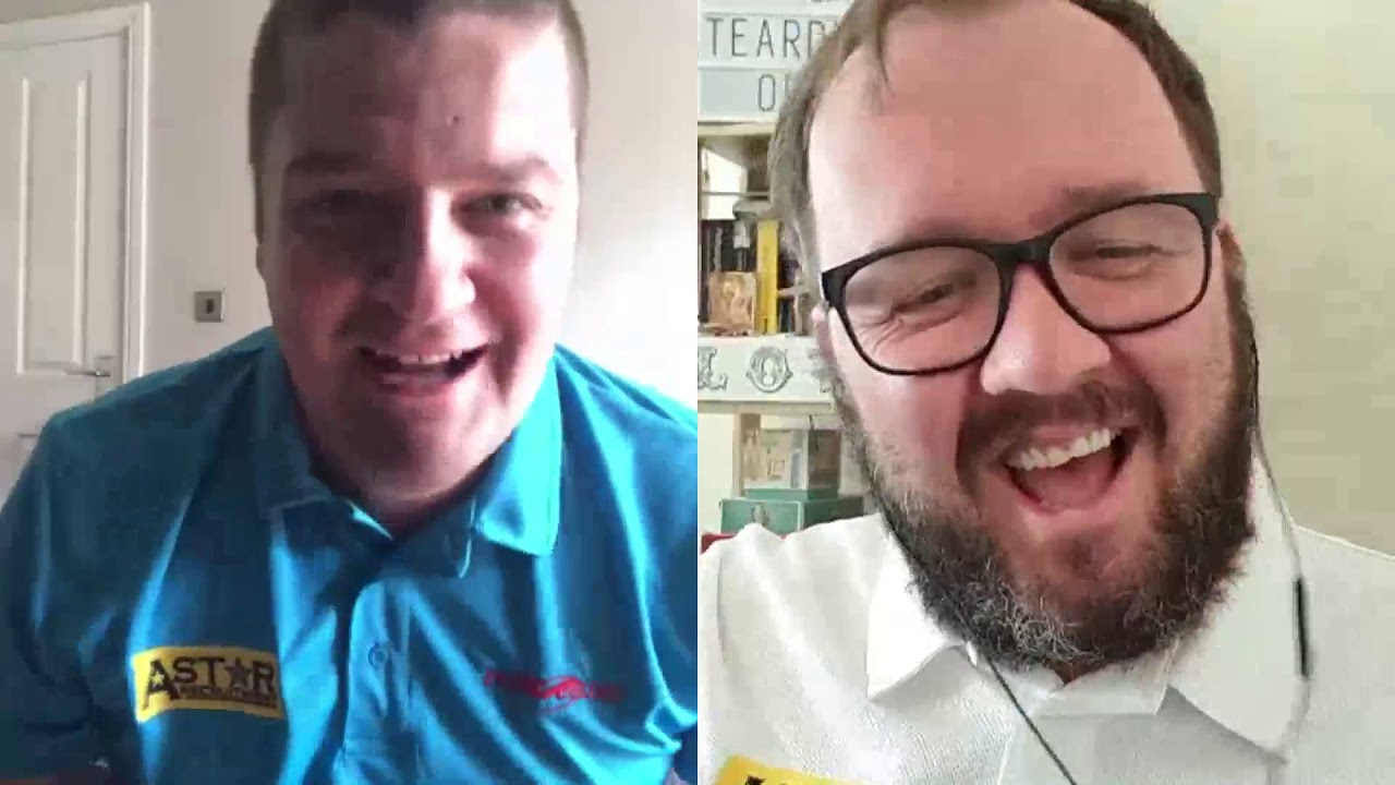 Redvee TV: Joel and Jammer IN!