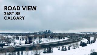 Scenic Drive in Calgary Albert…