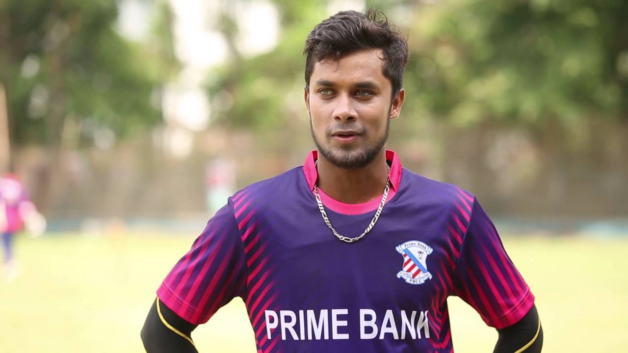 Match Preview: Sabbir Rahman before Gazi Group match - YouTube