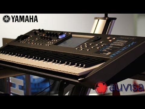 Review Yamaha MODX6 Auvisa