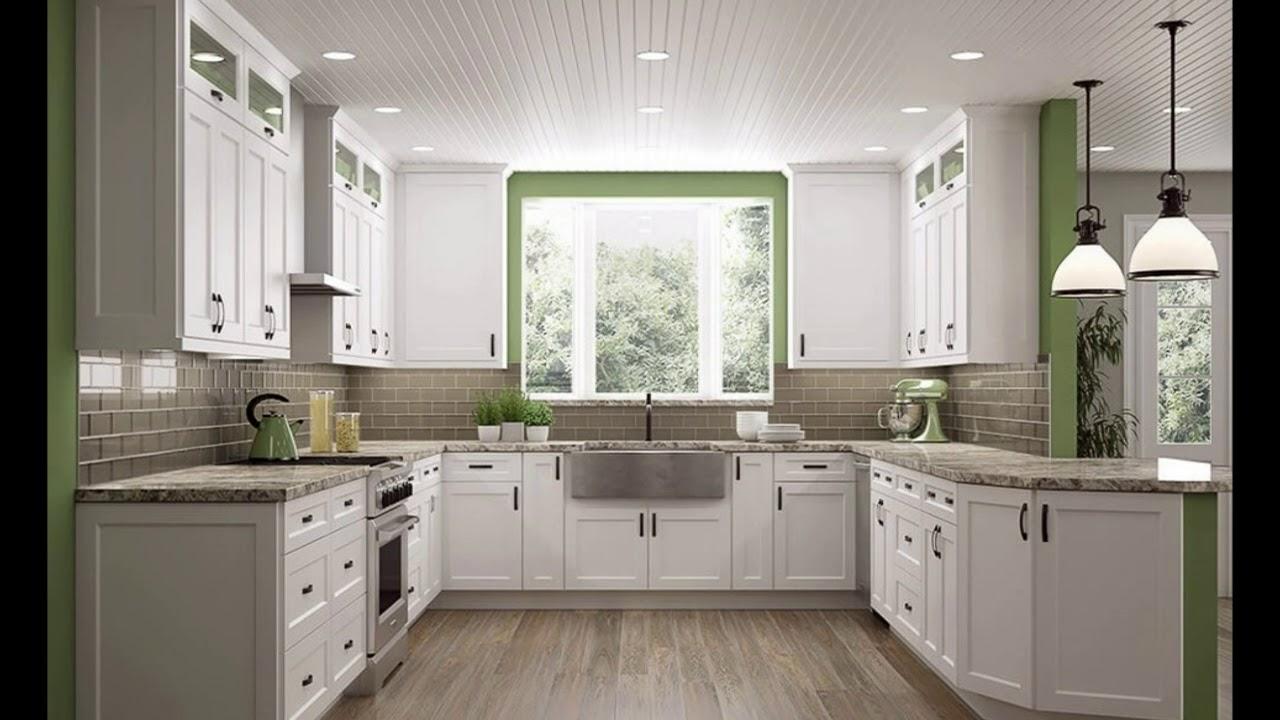 10x10 Kitchen Cabinets Design Bangalore Home Depot Designs Youtube